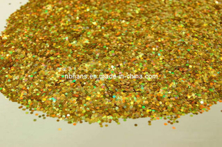 Polvo brillo brillante para decoración (GT-004)