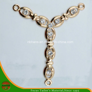 Fashion Metal Lady Shoe Buckle (L-0432)