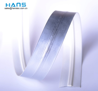 Hans China Factory Anticorrosivo Zipper Roll Chain