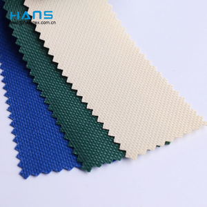 Hans Fabric OEM moda 600d Oxford tela