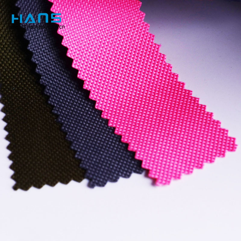 Hans Direct de China Factory Blackou 800d Poly Oxford tejido
