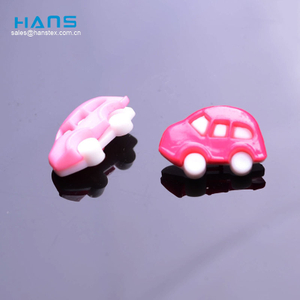 Hans de alta calidad OEM Lucky Cute Button